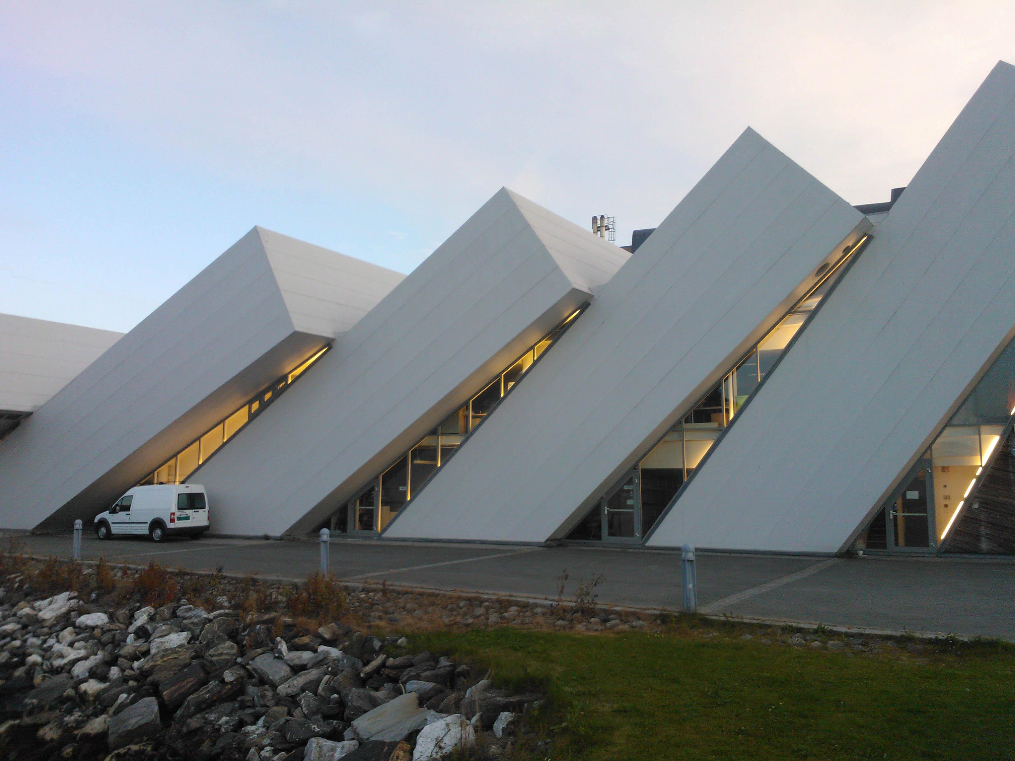 Polaria museum, Tromsø, Norway