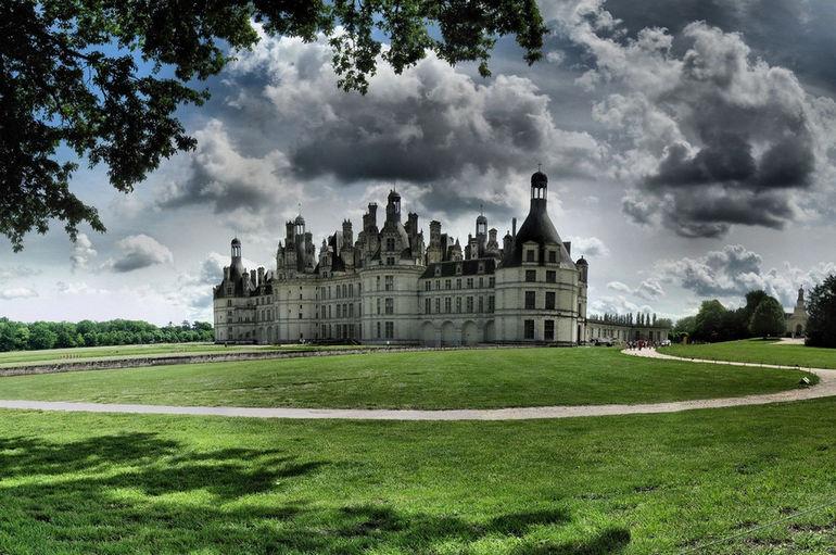 Шамбор: самый экстравагантный замок Франции