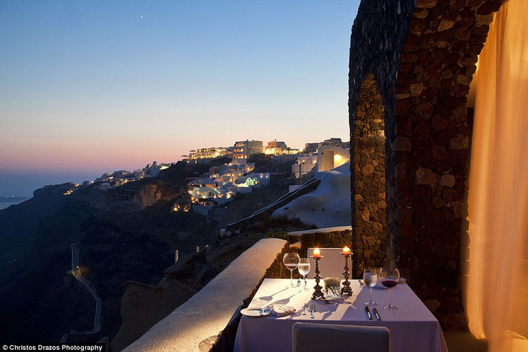 Luxurious Canaves Oia Suites 10