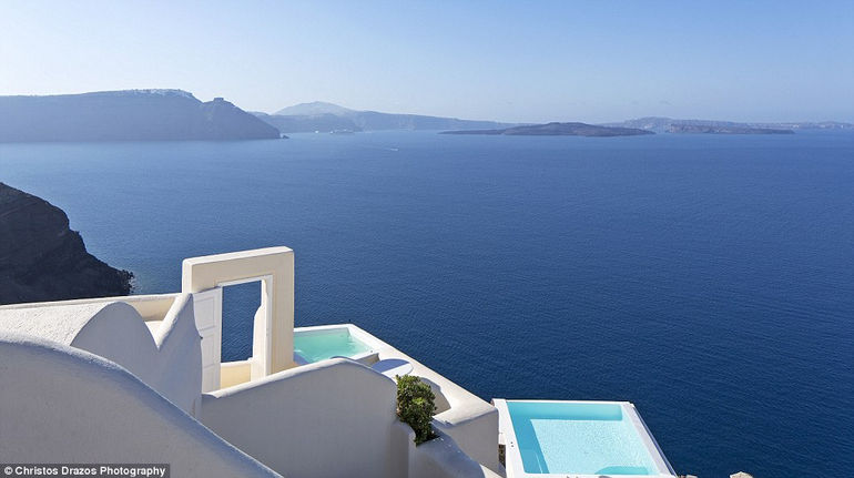 Luxurious Canaves Oia Suites 3