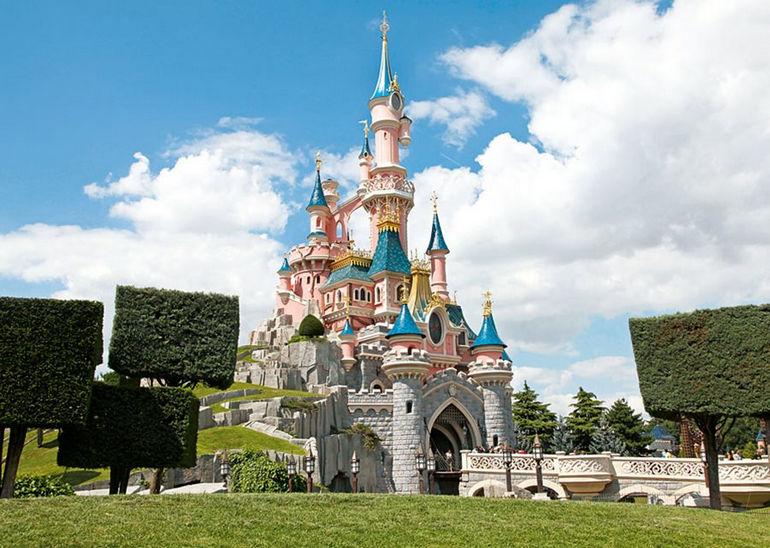 Disneyland Paris: самый большой парк аттракционов в Европе