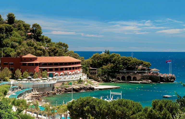 Monte-Carlo Beach: красивый и уютный отель (Франция)