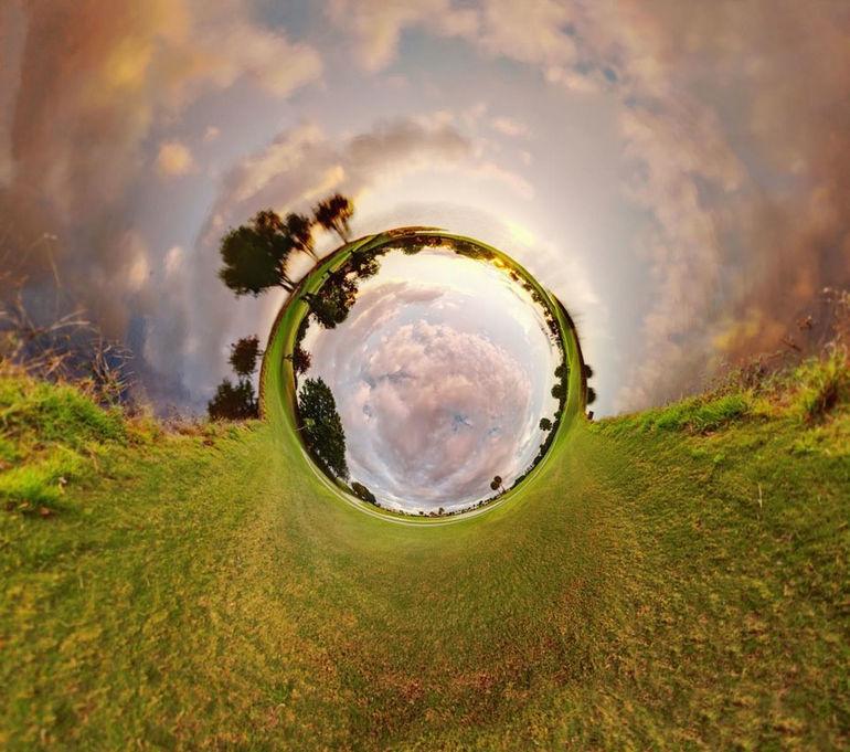 Невероятные сферические панорамы от Рэнди Скотта Слэвина (США)