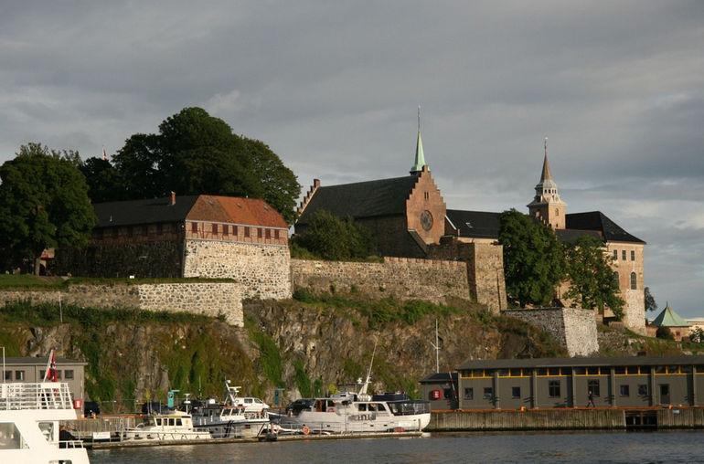 Акерсхус: надежный щит города Осло (Норвегия)