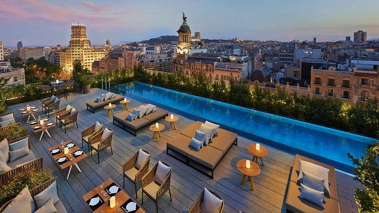 Mandarin Oriental: великолепный отель в Барселоне (Испания)
