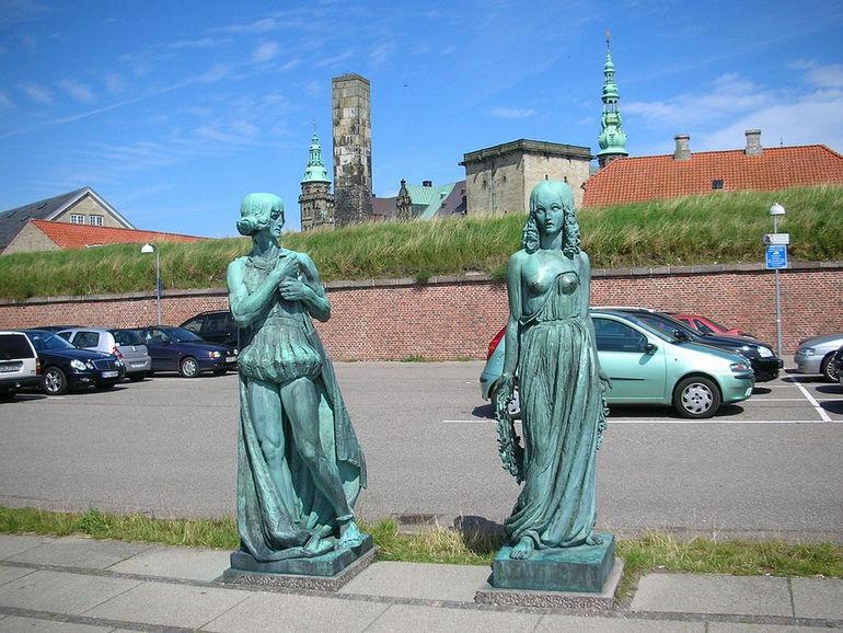 1-2 «Замок Эльсинора» Гамлета в Дании «Замок Эльсинора» Гамлета в Дании 1 22
