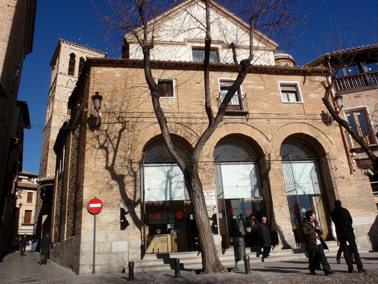 Церковь Сан-Томе в Толедо (Испания)