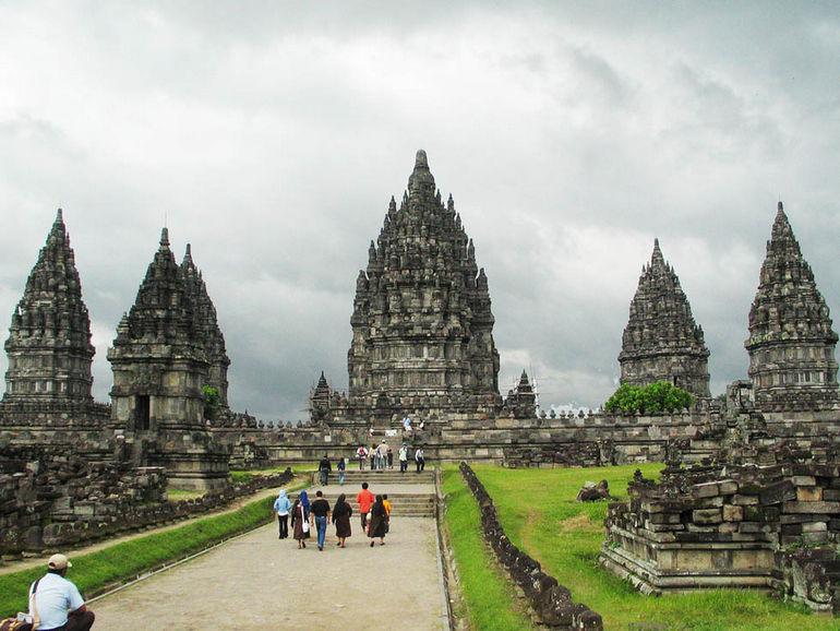 Храмовый комплекс Прамбанан (Индонезия)