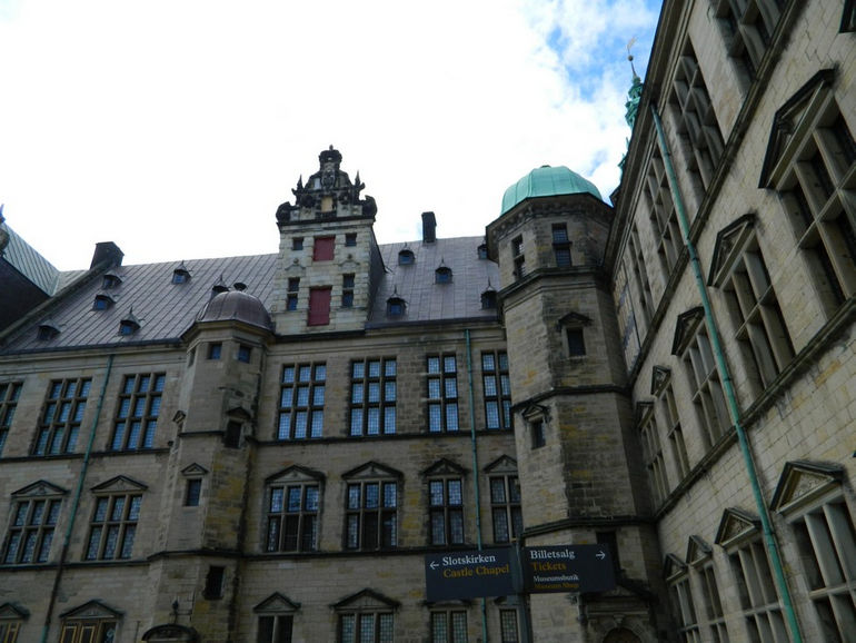 3 «Замок Эльсинора» Гамлета в Дании «Замок Эльсинора» Гамлета в Дании 39