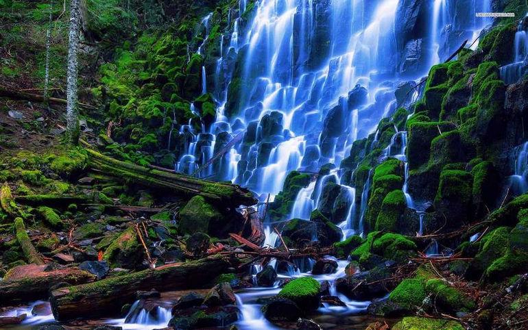 Водопад Рамона (США)