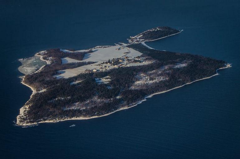 Тюрьма острова Бастой: мечта всех заключенных (Норвегия)