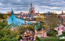 Сказочный Диснейленд в Париже