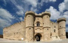 Родосская крепость (Греция)