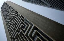 Самый большой вертикальный лабиринт в мире (ОАЭ)