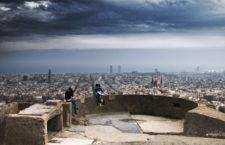 Бункер дель Кармель в Барселоне (Испания)