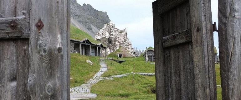 Деревня викингов (Исландия)