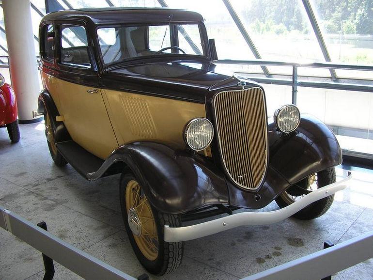 Рижский мотормузей (Латвия)