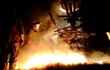 Церемония сожжения бочонка со смолой (Шотландия)