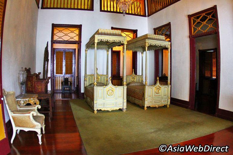 Национальный музей в Бангкоке (Таиланд)
