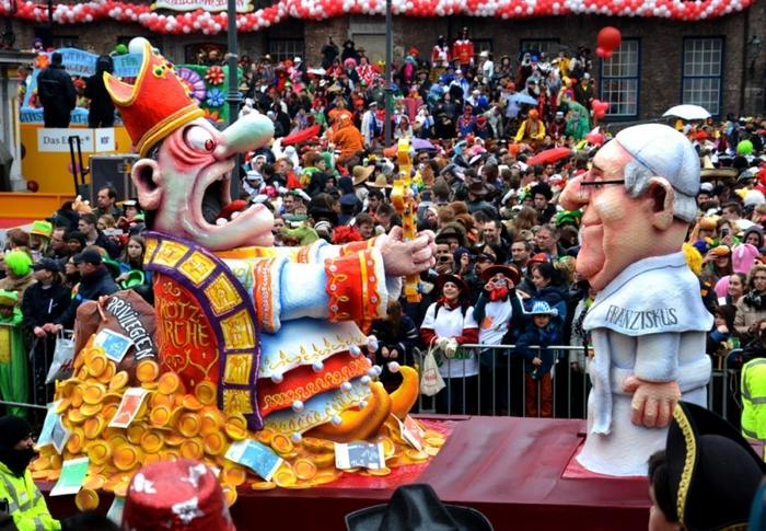 Дюссельдорфский карнавал (Германия)