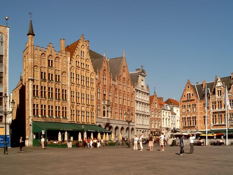 Брюгге или «Северная Венеция» (Бельгия)
