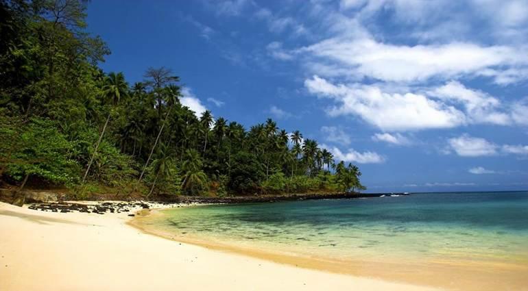 Путешествие в маленький рай: Сан Томе и Принсипи
