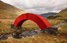 Пешеходный мост из бумаги (Великобритания)