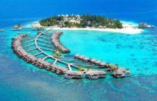 Пять самых красивых отелей на Мальдивах