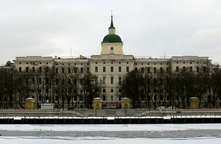 Воспитательный дом и Опекунский совет в Москве (Россия)