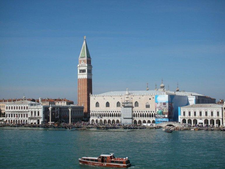 Дворец Дожей в Венеции (Италия)