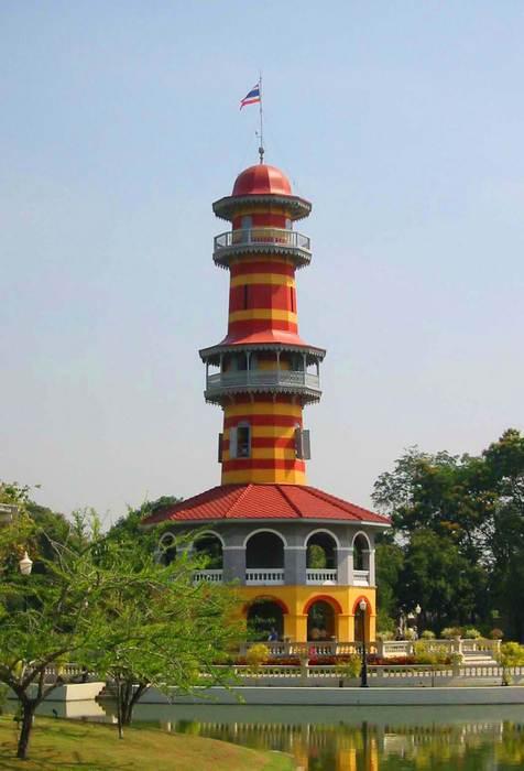 Летний дворец Банг Па-Инн (Таиланд)
