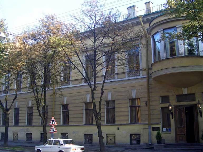 Особняк Половцова в Санкт-Петербурге (Россия)