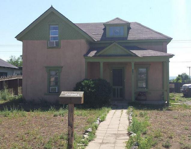 Дом Индиана Джонса в Колорадо (США)