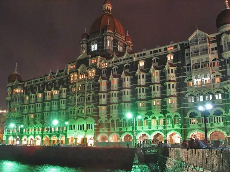 Отель Taj Mahal Palace & Tower в Мумбаи (Индия)