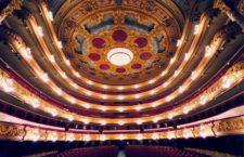 Оперный театр Лисео в Барселоне (Испания)