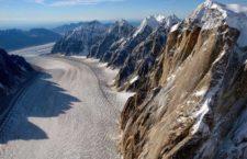 Великое Ущелье ледника Рут (США)