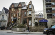 "Таунхаус ""Половина дома"" в Торонто (Канада)"
