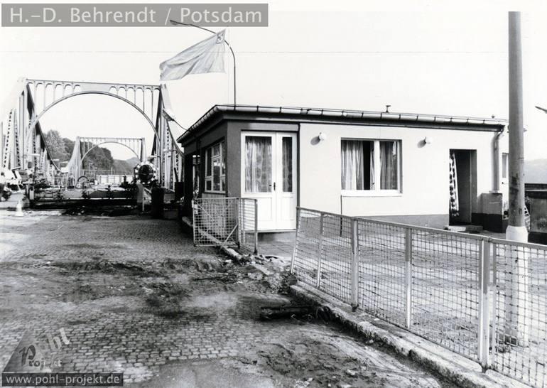 Глиникский мост: мост шпионов (Германия)