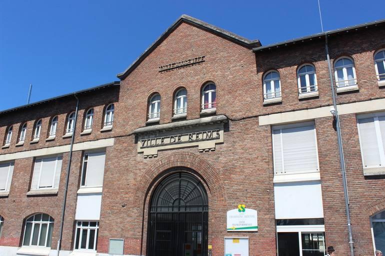 Школа, где капитулировала Германия