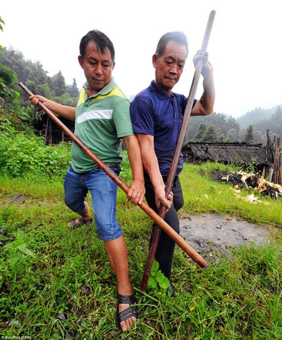 Гуанси Донг: деревня, где все владеют кунг-фу (Китай)