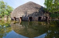 Бар WnW в тропической хижине (Вьетнам)
