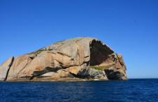 Остров Клефт в парке Вильсонс Промонтори (Австралия)