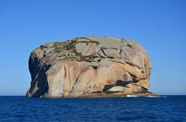 Остров Клефт в парке Вильсонс-Промонтори (Австралия)