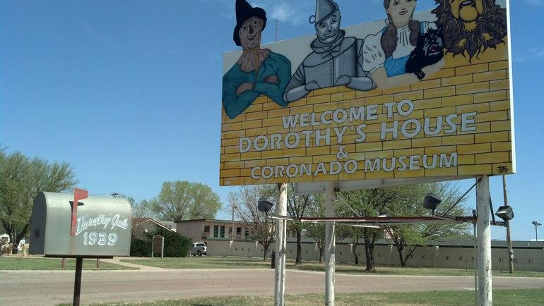 Дом-музей Дороти и страны Оз (США)