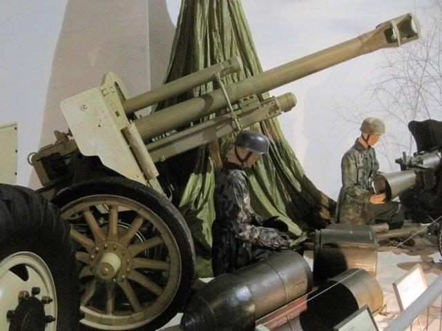 Военно-технический музей Лешаны (Чехия)