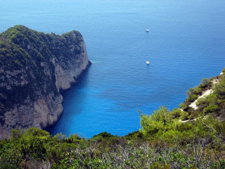 Пляж Навагио (Греция)