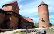 Турайдский замок в Латвии