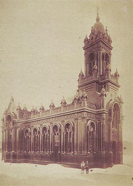 Болгарская церковь Святого Стефана (Турция)