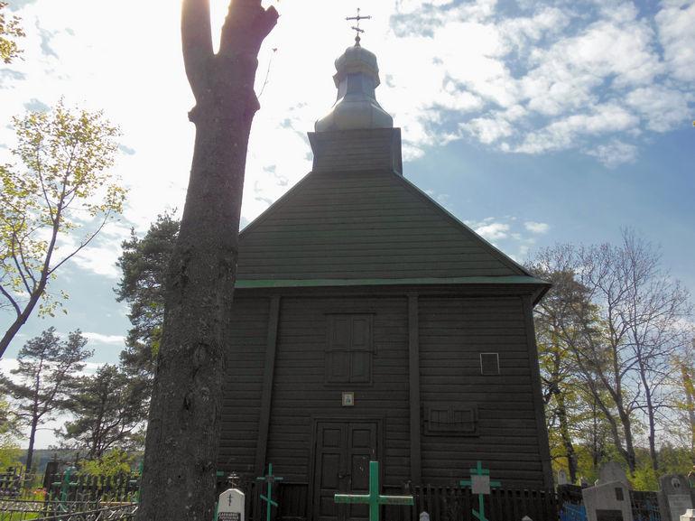 Свято-Успенский Жировичский монастырь (Беларусь)