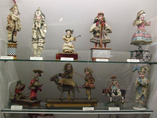 Музей игрушек в Цюрихе (Швейцария)